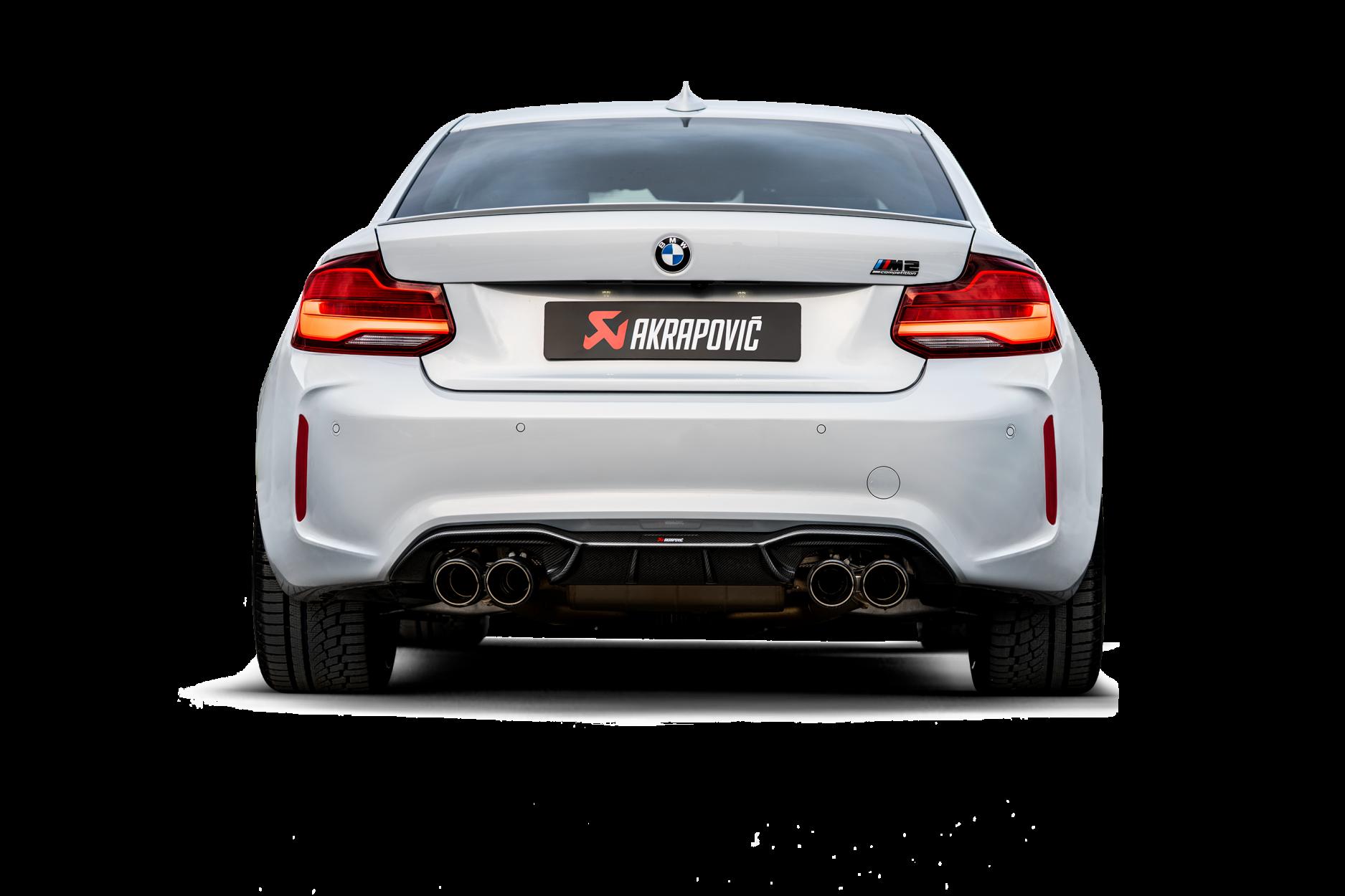 Akrapovic Slip-On line (Titanium) Sportauspuff