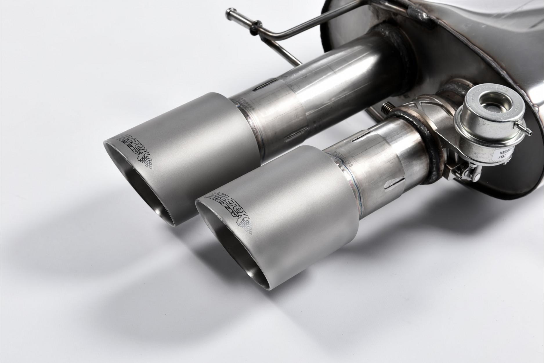 Milltek Auspuffanlage SSXBM1018