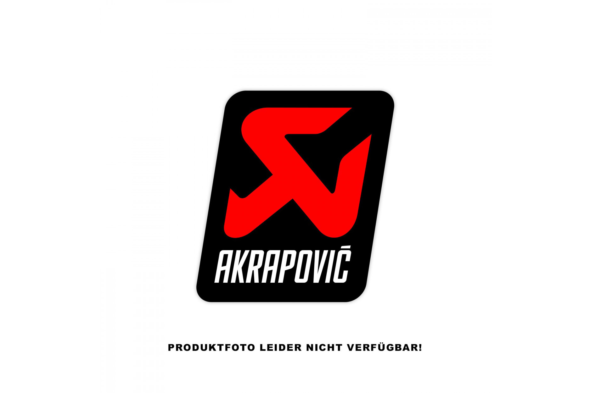 Akrapovic Evolution Link pipe set (Titanium) Kat Ersatzrohr