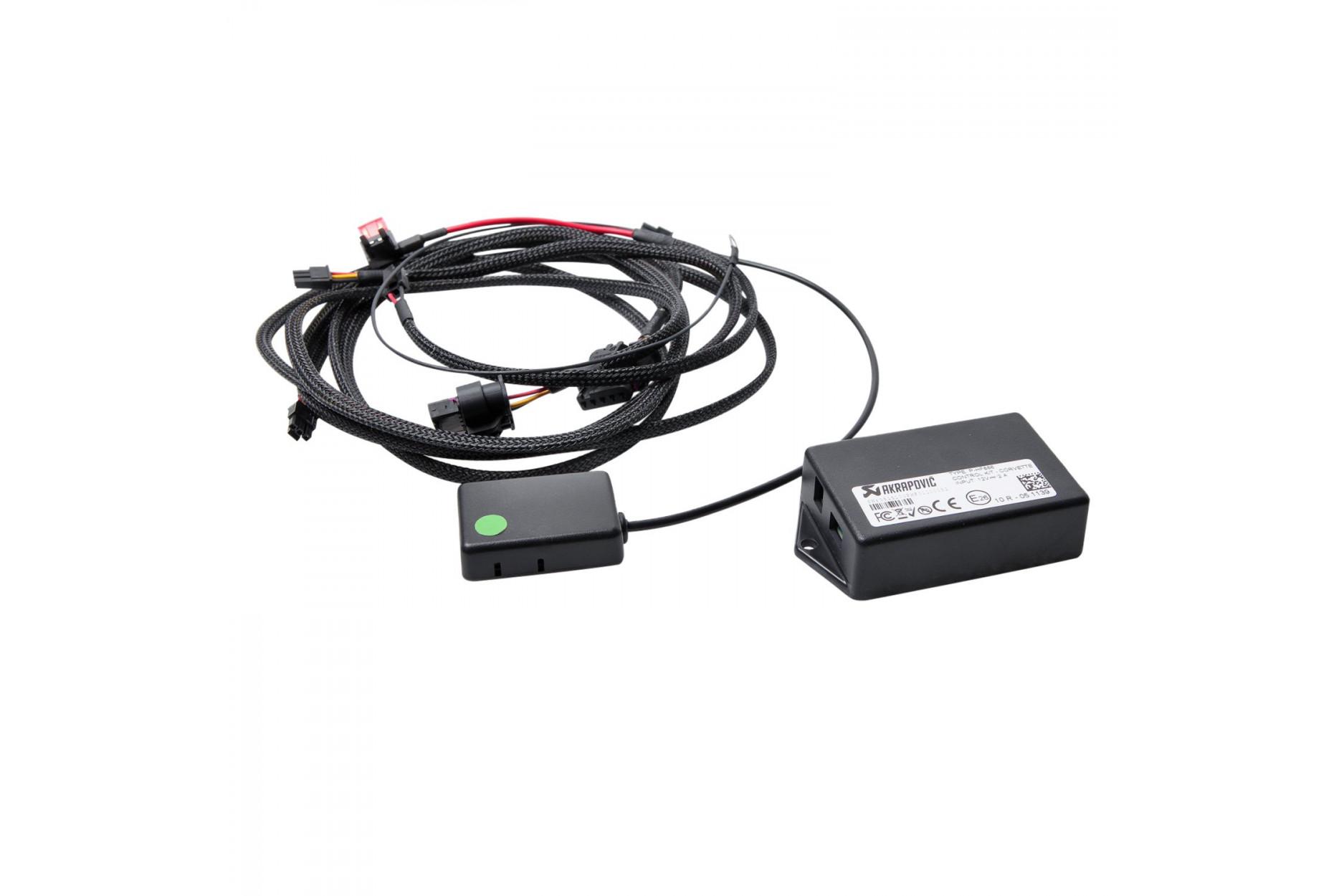 Akrapovic Control Kit SoundKit
