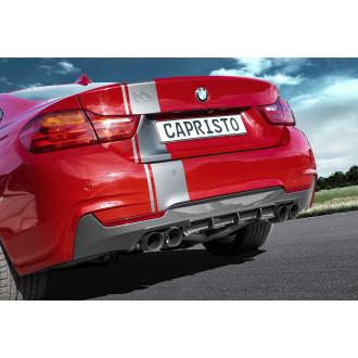 Capristo 02BM02103001 Auspuffanlage