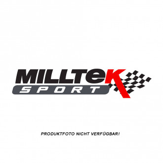 Milltek Auspuffanlage SSXVW465