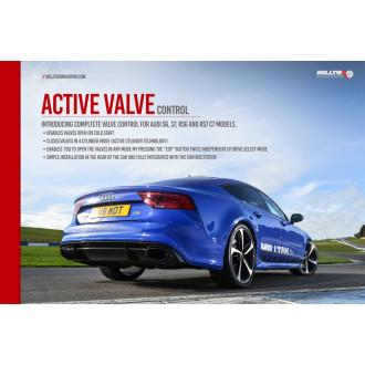 Milltek Active Valve Control SSXAU677