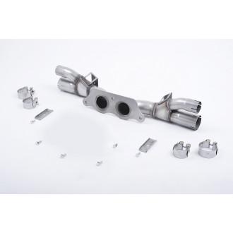 Milltek Auspuffanlage SSXPO129