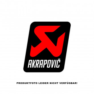 Akrapovic Downpipe Set w/o Cat (SS) Downpipe