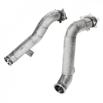 Akrapovic Downpipe set (SS) Downpipe