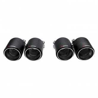 Akrapovic Set (Carbon) Endrohre